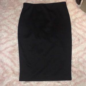 APT 9 skirt, mid calf length